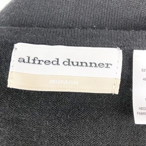 Alfred Dunner Sweaters - Alfred Dunner Red Black Print Sweater Size 2X
